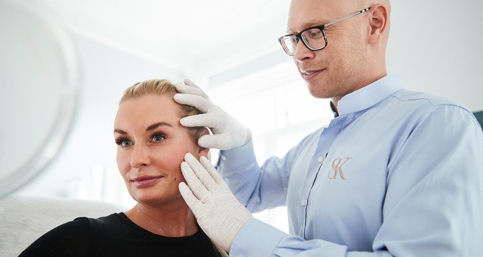 GRATIS Konsultation Botox/Filler Restylane