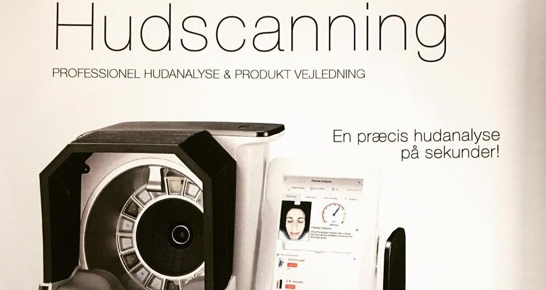 Hudscanner og hudplejeshopper